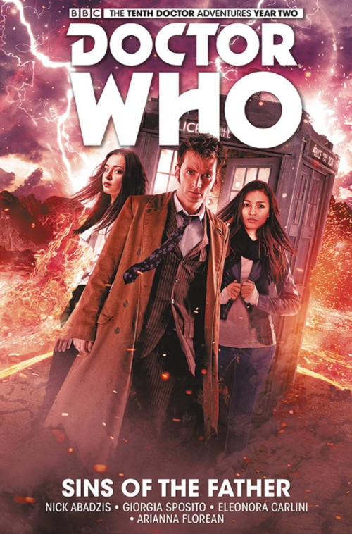 DOCTOR WHO: THE TENTH DOCTOR VOL 06: SINS OF THE FATHER