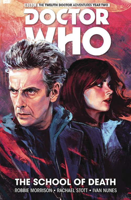 DOCTOR WHO: THE TWELFTH DOCTOR VOL 04: THE SCHOOL OF DEATH
