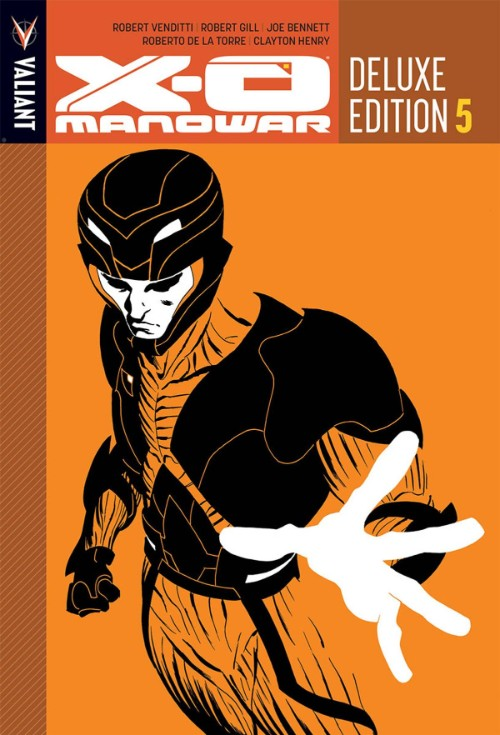 X-O MANOWAR DELUXE EDITION VOL 05