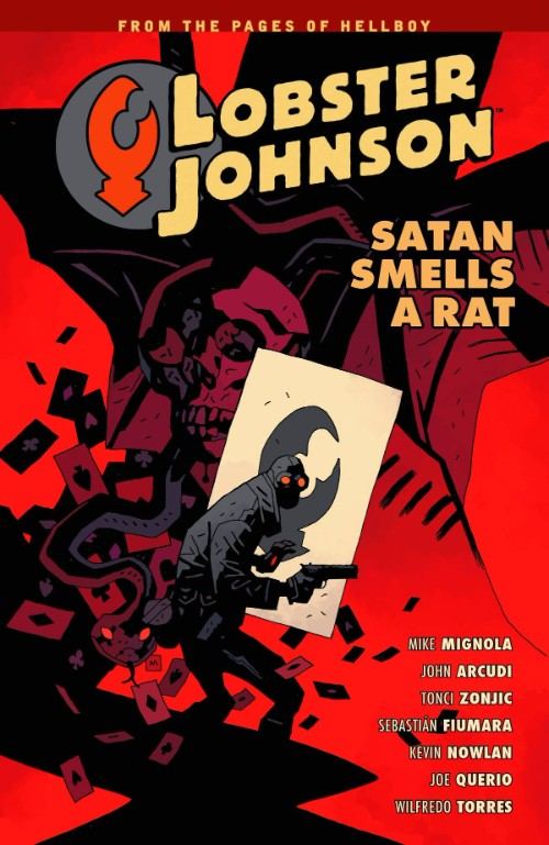 LOBSTER JOHNSONVOL 03: SATAN SMELLS A RAT