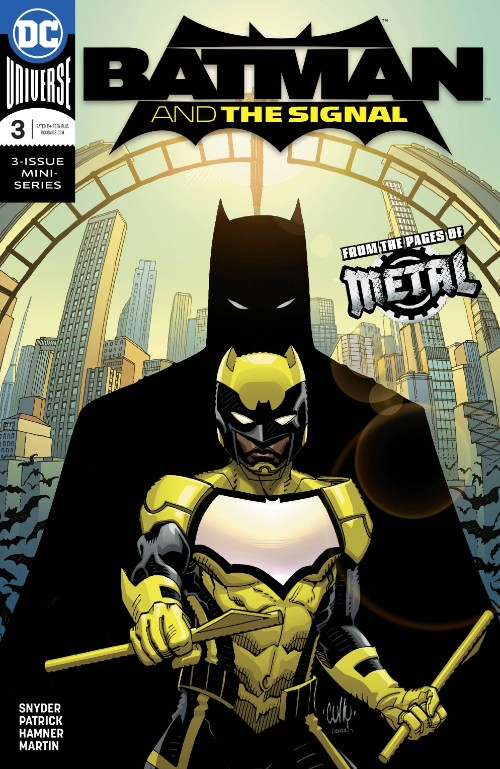 BATMAN AND THE SIGNAL#3