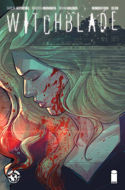 WITCHBLADE#4