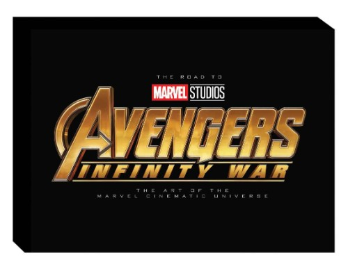 ROAD TO MARVEL'S AVENGERS: INFINITY WAR--THE ART OF THE MOVIEVOL 02