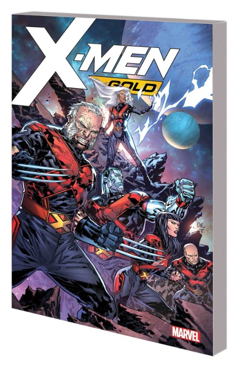 X-MEN: GOLD VOL 04: THE NEGATIVE WAR ZONE