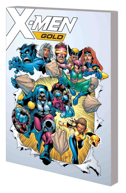 X-MEN: GOLD VOL 00: HOMECOMING