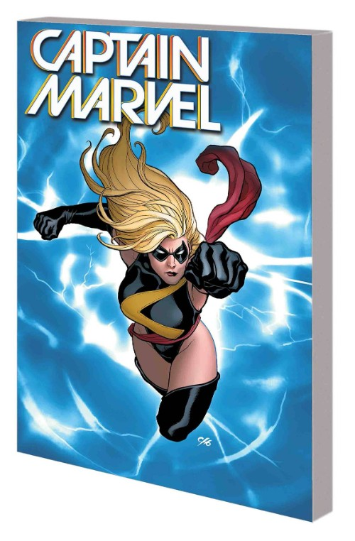 CAPTAIN MARVEL: CAROL DANVERS--THE MS. MARVEL YEARS VOL 01