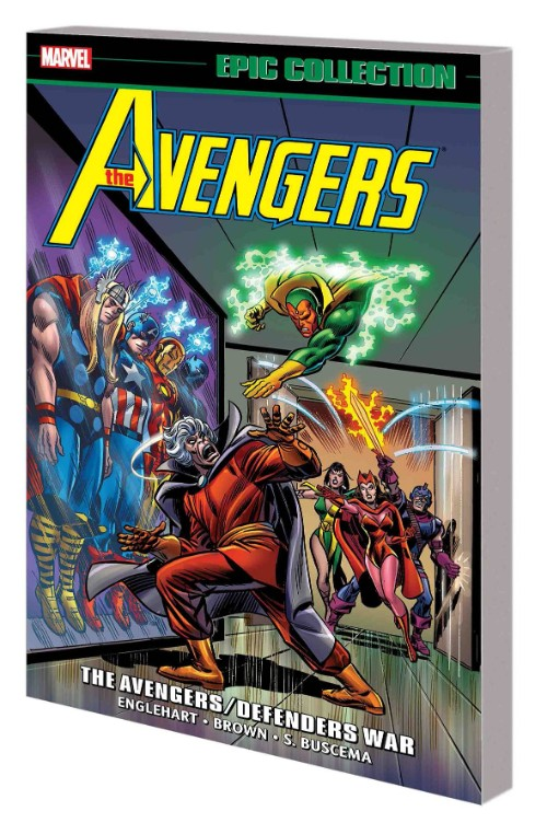 AVENGERS EPIC COLLECTION VOL 07: THE AVENGERS/DEFENDERS WAR