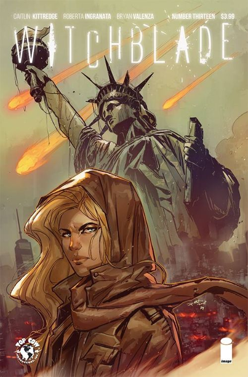 WITCHBLADE#13