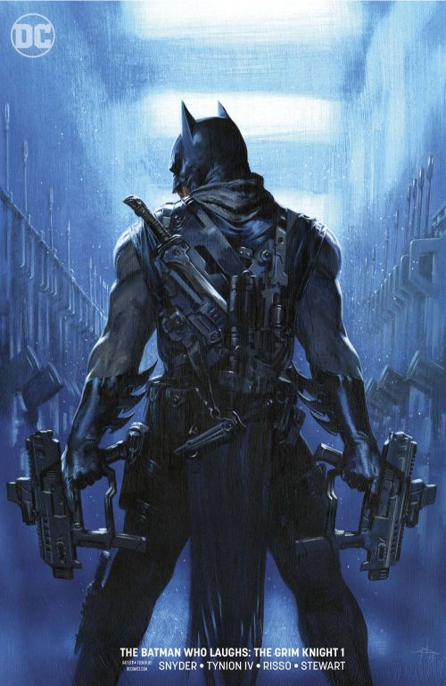 BATMAN WHO LAUGHS: THE GRIM KNIGHT#1