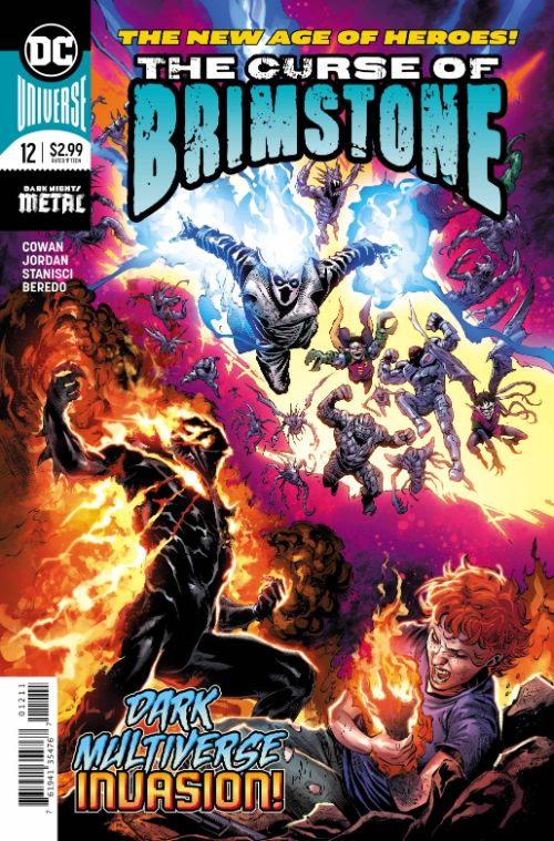 CURSE OF BRIMSTONE#12