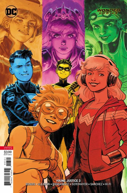 YOUNG JUSTICE#3