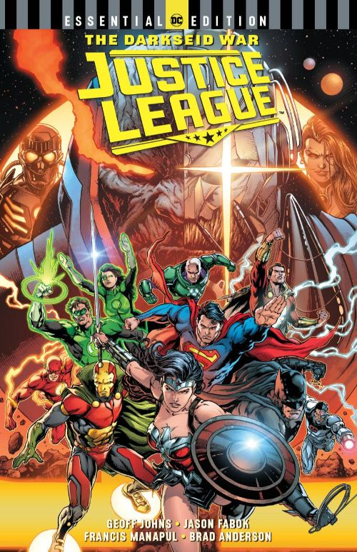 JUSTICE LEAGUE: THE DARKSEID WAR: THE ESSENTIAL EDITION