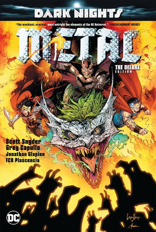 DARK NIGHTS: METAL DELUXE EDITION