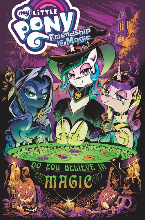 MY LITTLE PONY: FRIENDSHIP IS MAGIC VOL 16