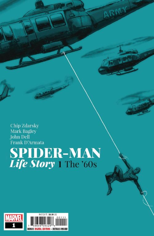 SPIDER-MAN: LIFE STORY #1