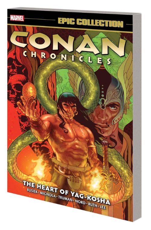CONAN CHRONICLES EPIC COLLECTIONVOL 02: HEART OF YAG-KOSHA
