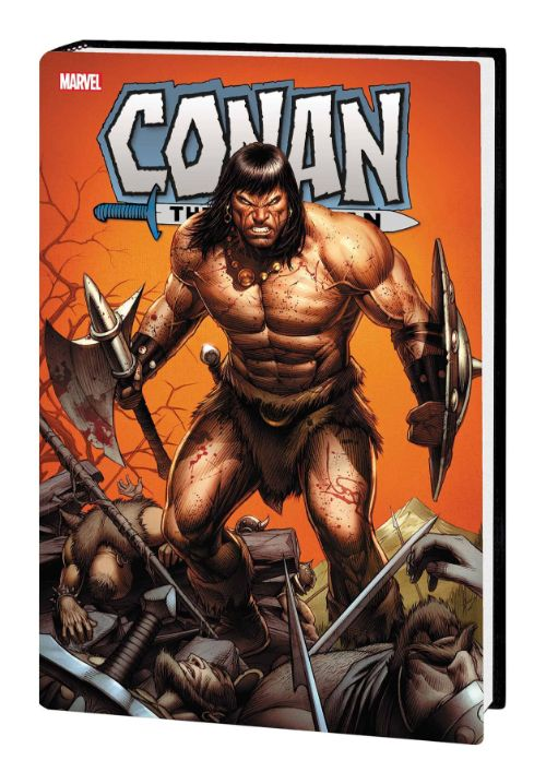 CONAN THE BARBARIAN: THE ORIGINAL MARVEL YEARS OMNIBUSVOL 02