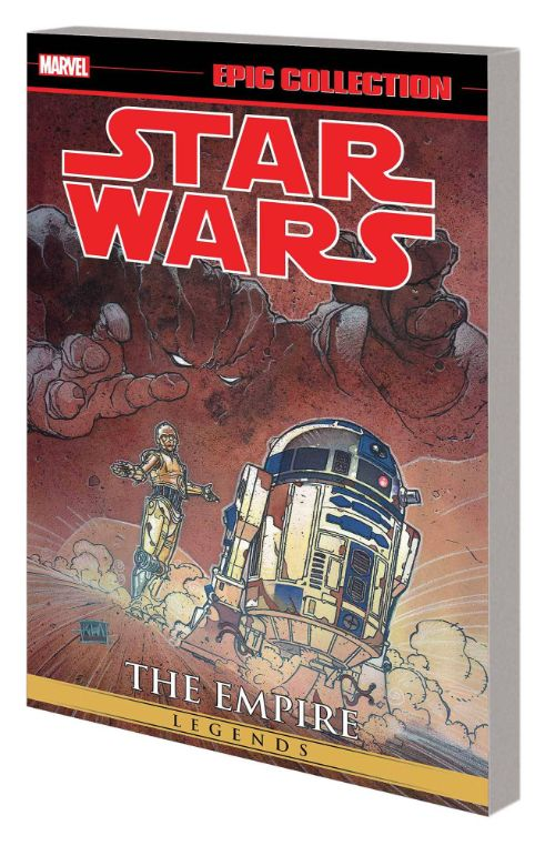 STAR WARS LEGENDS EPIC COLLECTION: THE EMPIREVOL 05