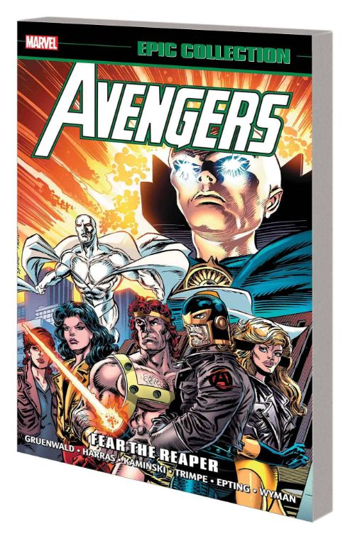 AVENGERS EPIC COLLECTION VOL 23: FEAR THE REAPER