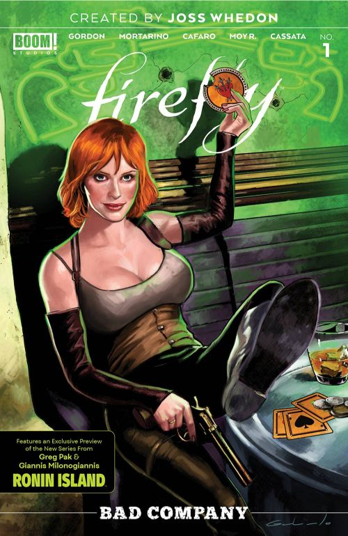 Firefly Bad: Company #1