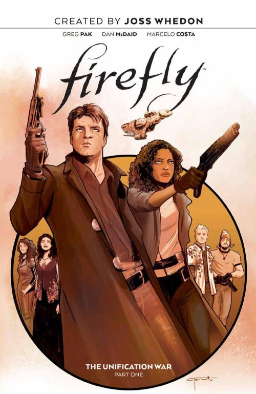 FIREFLY VOL 01: UNIFICATION WAR