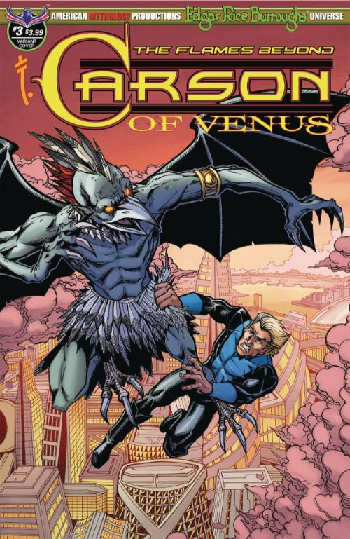 CARSON OF VENUS: THE FLAMES BEYOND#3