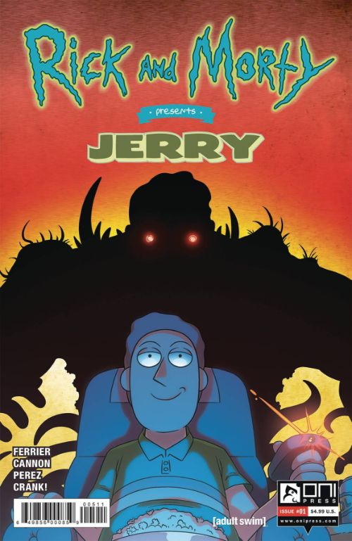 RICK AND MORTY PRESENTS: JERRY#1