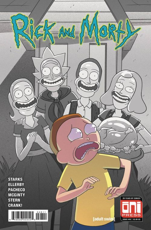 RICK AND MORTY#48