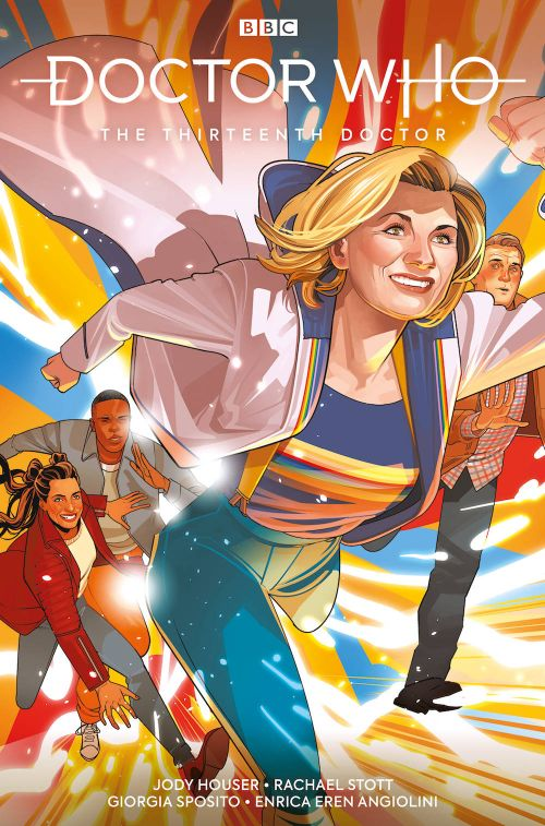 DOCTOR WHO: THE THIRTEENTH DOCTOR VOL 01: A NEW BEGINNING