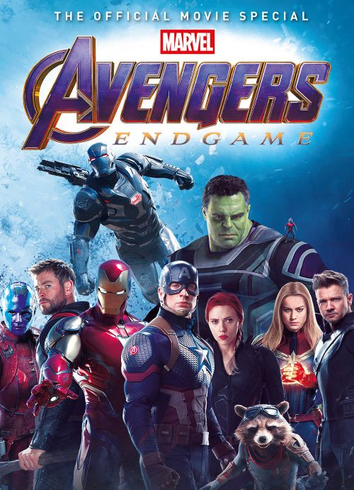 ROAD TO AVENGERS: ENDGAME: THE OFFICIAL COLLECTOR'S EDITION