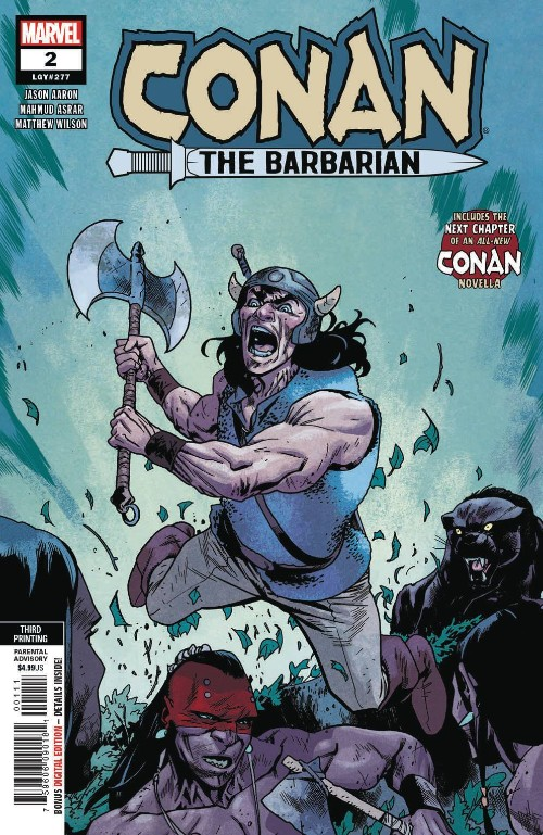 CONAN THE BARBARIAN#2