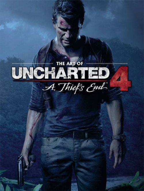 ART OF UNCHARTED 4: A THIEF'S END