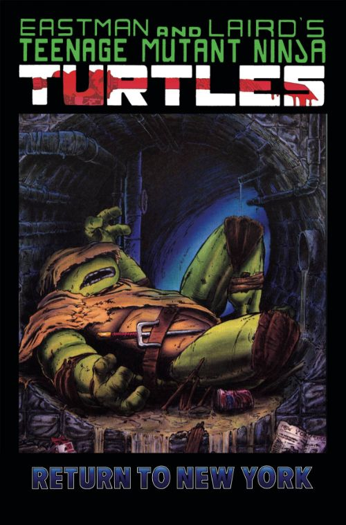 TEENAGE MUTANT NINJA TURTLES COLOR CLASSICSVOL 03