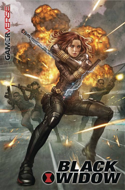 MARVEL'S AVENGERS: BLACK WIDOW#1