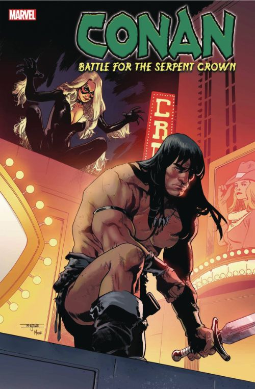 CONAN: BATTLE FOR THE  SERPENT CROWN#2