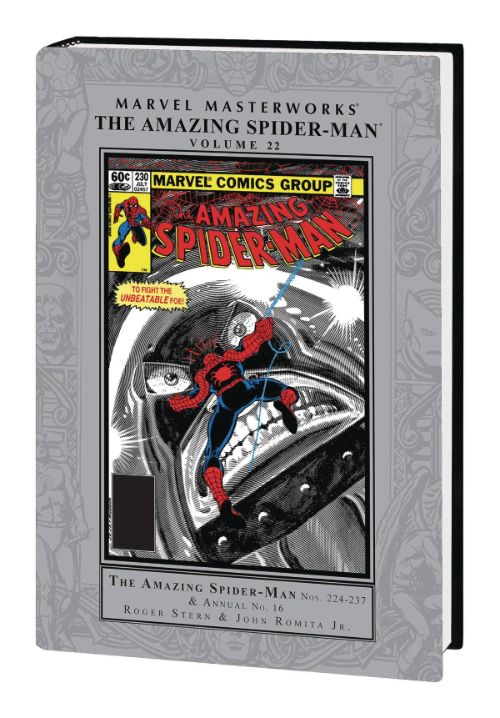 MARVEL MASTERWORKS: THE AMAZING SPIDER-MANVOL 22