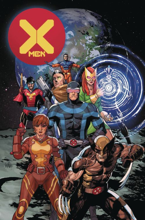 X-MEN BY JONATHAN HICKMANVOL 01