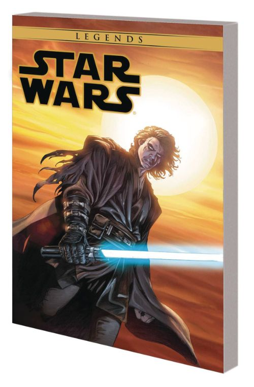 STAR WARS LEGENDS EPIC COLLECTION: THE CLONE WARSVOL 03