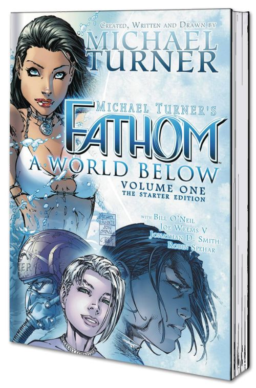 FATHOM: A WORLD BELOWVOL 01