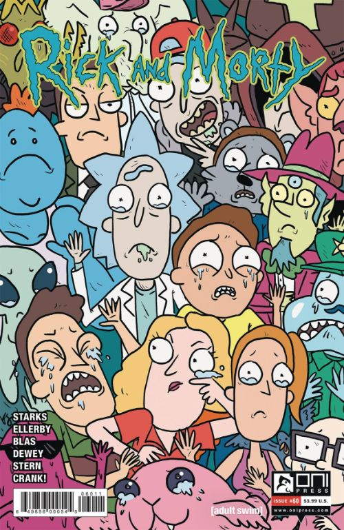 RICK AND MORTY#60