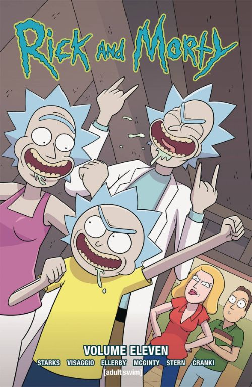 RICK AND MORTY VOL 11