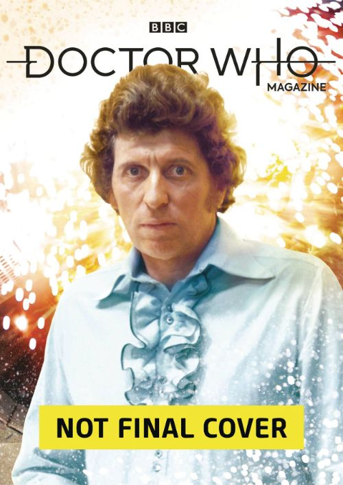 DOCTOR WHO MAGAZINE #549