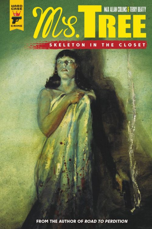 MS. TREE[VOL 02]: SKELETON IN THE CLOSET