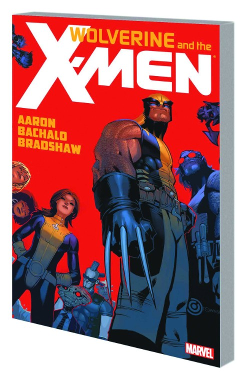 WOLVERINE AND THE X-MEN VOL 01