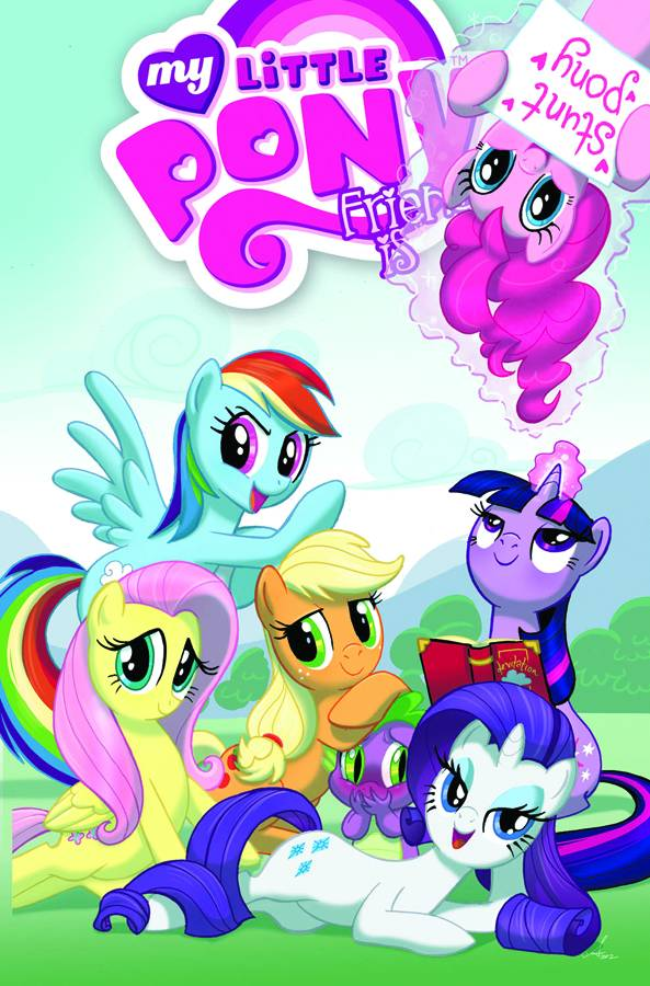 MY LITTLE PONY: FRIENDSHIP IS MAGIC VOL 02