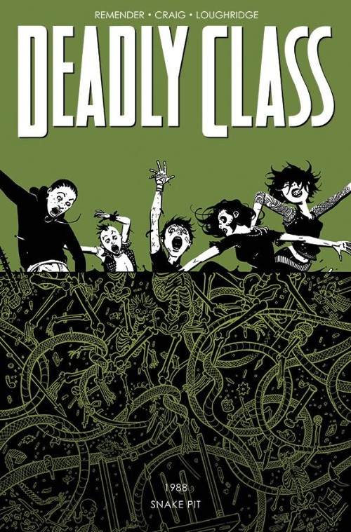 DEADLY CLASS VOL 03: THE SNAKE PIT