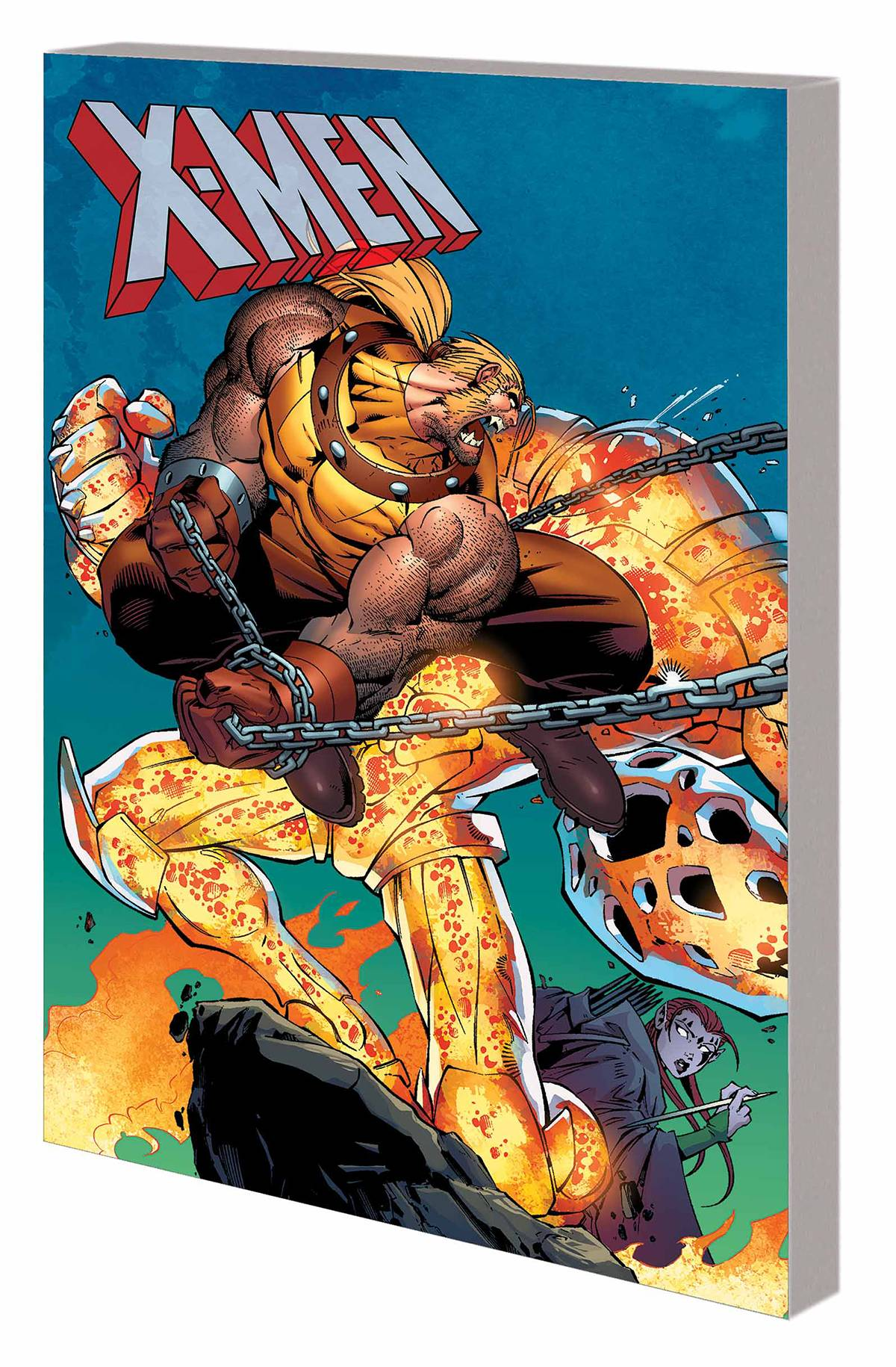 X-MEN: AGE OF APOCALYPSE VOL 02: REIGN
