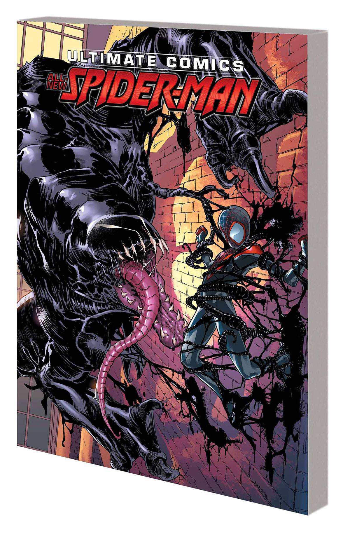 MILES MORALES: ULTIMATE SPIDER-MAN ULTIMATE COLLECTION BOOK 02