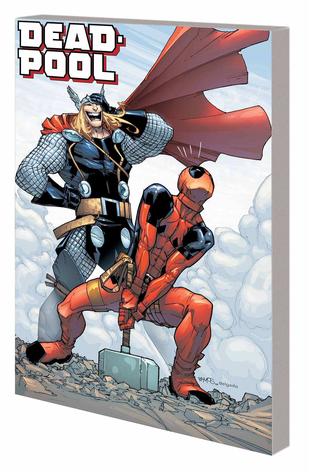 DEADPOOL CLASSIC VOL 13: DEADPOOL TEAM-UP