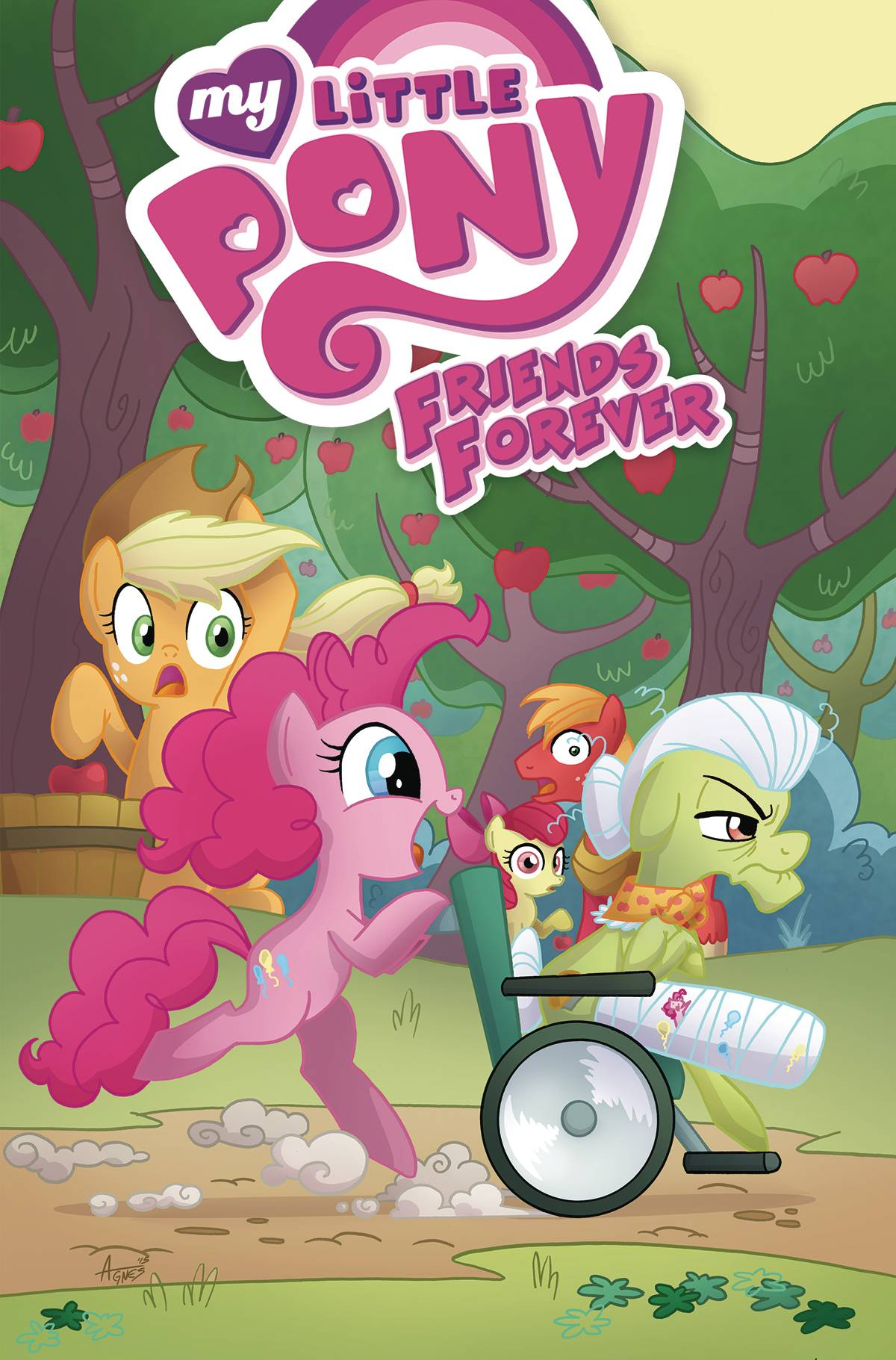 MY LITTLE PONY: FRIENDS FOREVER VOL 07